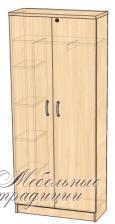 Шкаф для одежды 800х358х2225