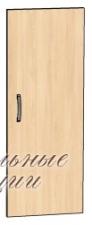 Дверь деревянная 395х1756х18