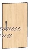 Дверь деревянная 395х700х18