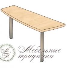 Стол-приставка 1662х600х750