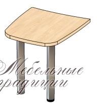 Стол-приставка 800х750х746