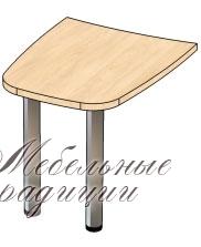 Стол-приставка  900х800х746