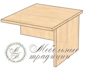 Стол-приставка 1000х1200х750