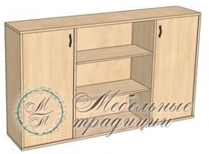 Шкаф комбинированный 2090х475х1250