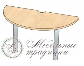 Стол приставной 1320х600х750