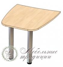 Стол приставной 1000х900х750