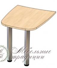 Стол приставной 900х800х750