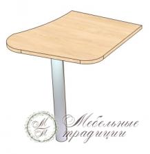 Стол приставной 700х600х750