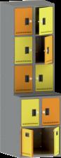 Камера хранения для вещей и сумок КХС 9 (локер)