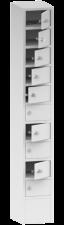 Шкафы металлические МШ 10