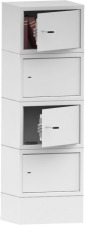 Модуль шкафов металлических МШ 22