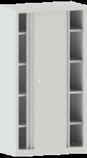 Шкафы металлические БШ 2К