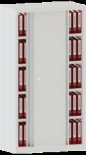 Шкафы металлические БШ 2/400 К